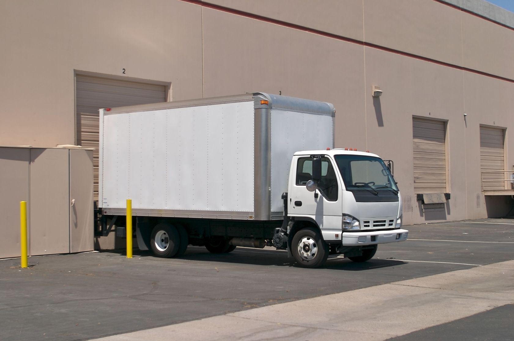 Baltimore Box Truck Insurance