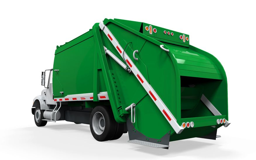 Baltimore Garbage Truck Insurance